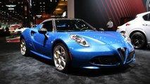 2020 Alfa Romeo 4C Spider Italia CAS