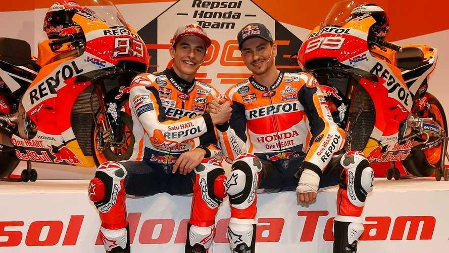 """Lorenzo: """"Los favoritos al título son Márquez, Dovizioso, Rossi y Viñales"""""""