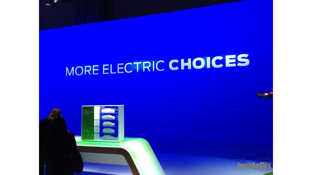 Plug-In Electric Vehicle Walkthrough Of The LA Auto Show (lots of photos)