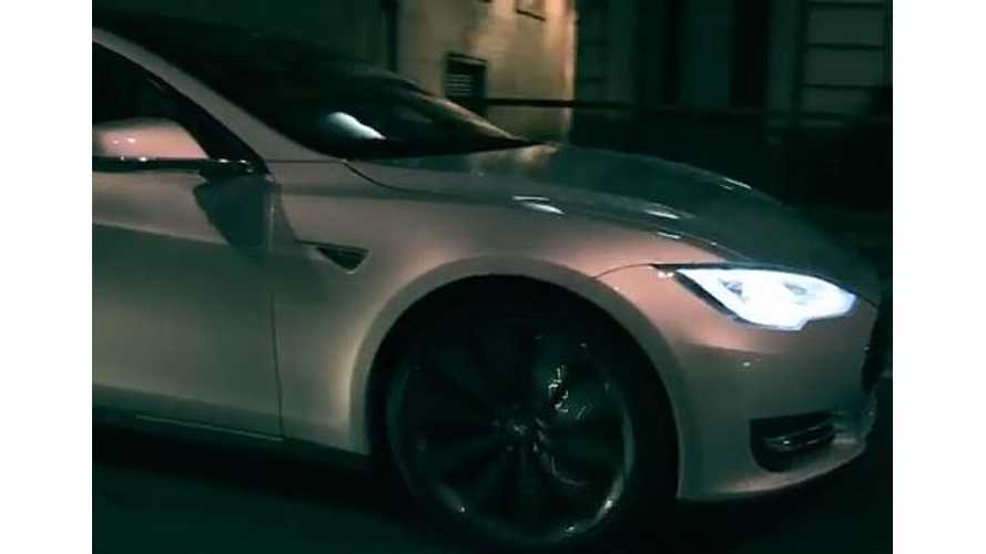 Video: UK Review of Tesla Model S Seems Like a Scripted Advertisement