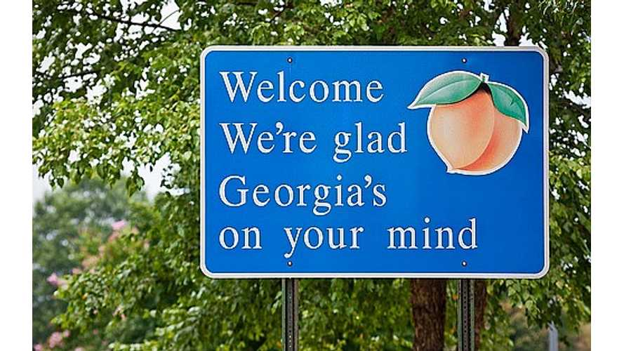 Georgia Now Home to 3,000 Plug-In Vehicles