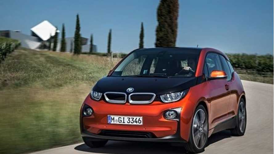 BMW Blog: On the Autocross Circuit, i3 Would Give BMW Ms a