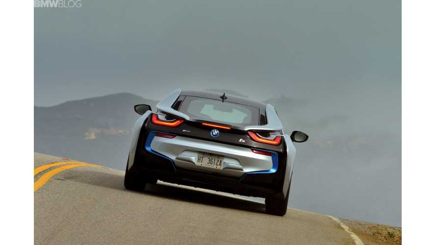 First US BMW i8 Deliveries Set To Occur At 2014 Pebbles Concours d'Elegance On August 17