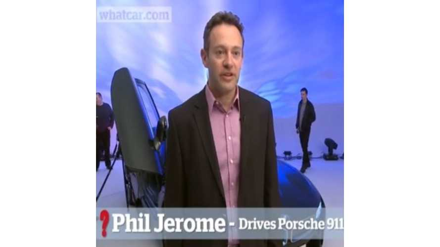 What Car? Readers Check Out and Comment On BMW i8 - Video