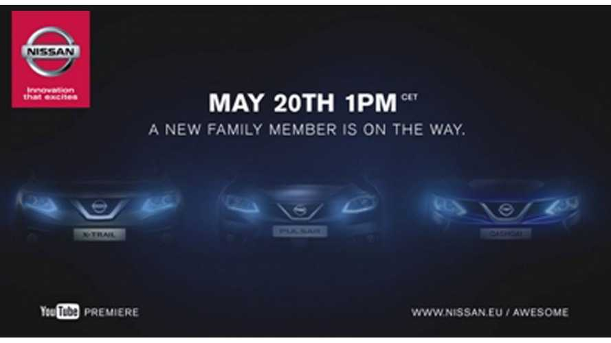 Nissan Revives Pulsar - Highly Innovative C Segment Hatchback Screams For A Plug