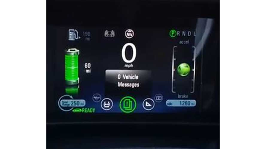 2014 Chevy Volt Displays 60 Electric Miles On Full Charge - Video