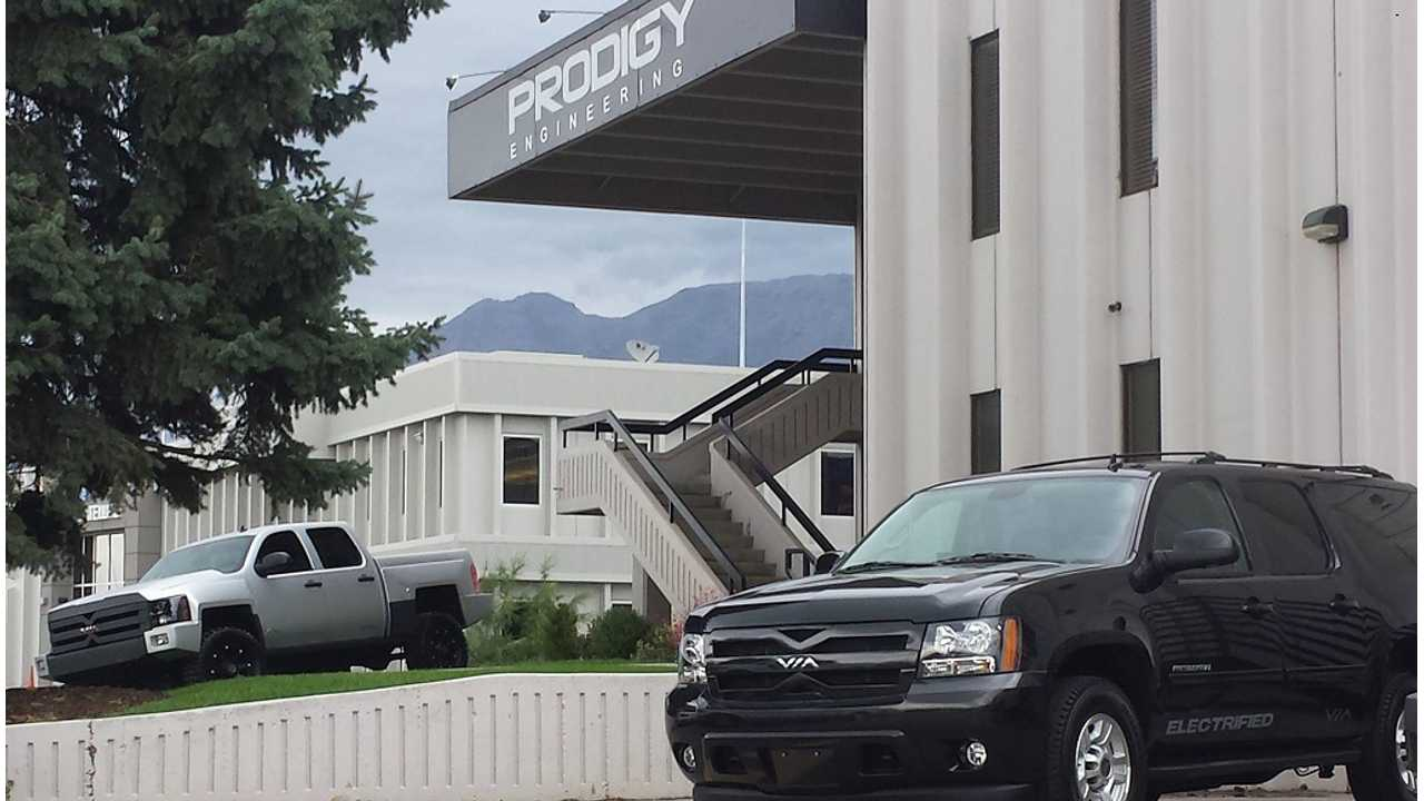 VIA Motors Acquires Prodigy Engineering, Gains Cooling Tech