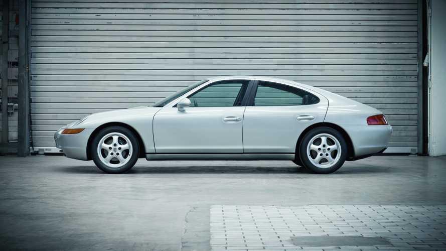 Concept oublié - Porsche 989