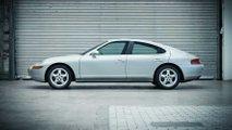 Vergessene Studien: Porsche 989