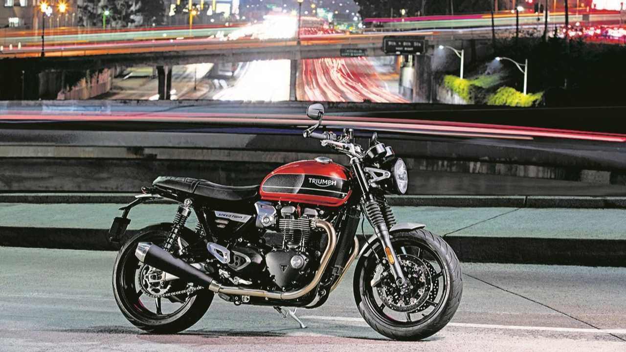 Triumph Speed ​​Twin 1200 2019