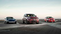 Jeep Trackhawk Vs. Audi Quattro/TVR Griffith