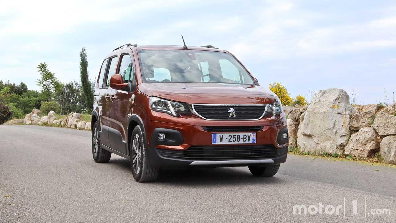 Essai Peugeot Rifter 2018