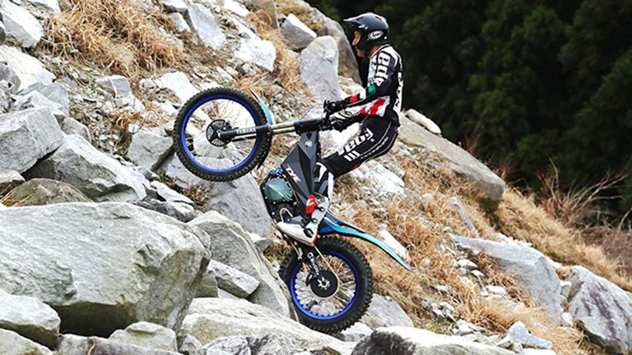 Trial-E Bikes Push for Olympic Inclusion