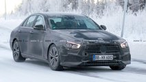 Mercedes-Benz E-Class Refresh Spy Shots
