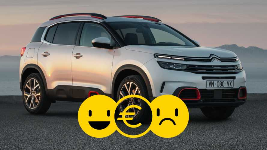Promozione Citroën C5 Aircross, perché conviene e perché no