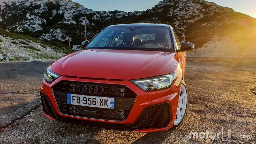 Essai vidéo de l'Audi A1 Sportback 30 TFSI (2019)