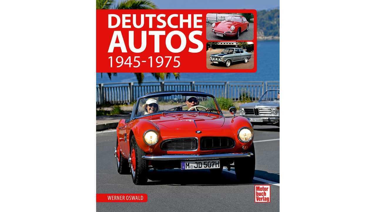 Oswald: Deutsche Autos 1945-1975