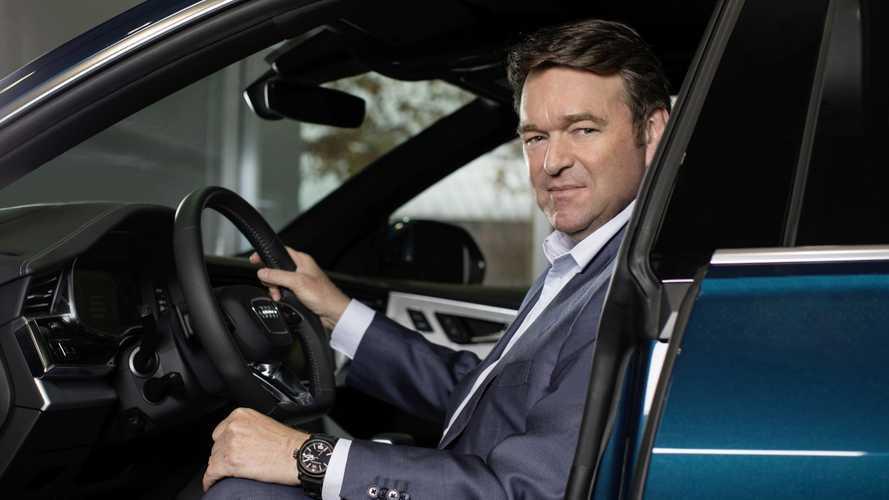 Neuer Audi-Chef: Bram Schot