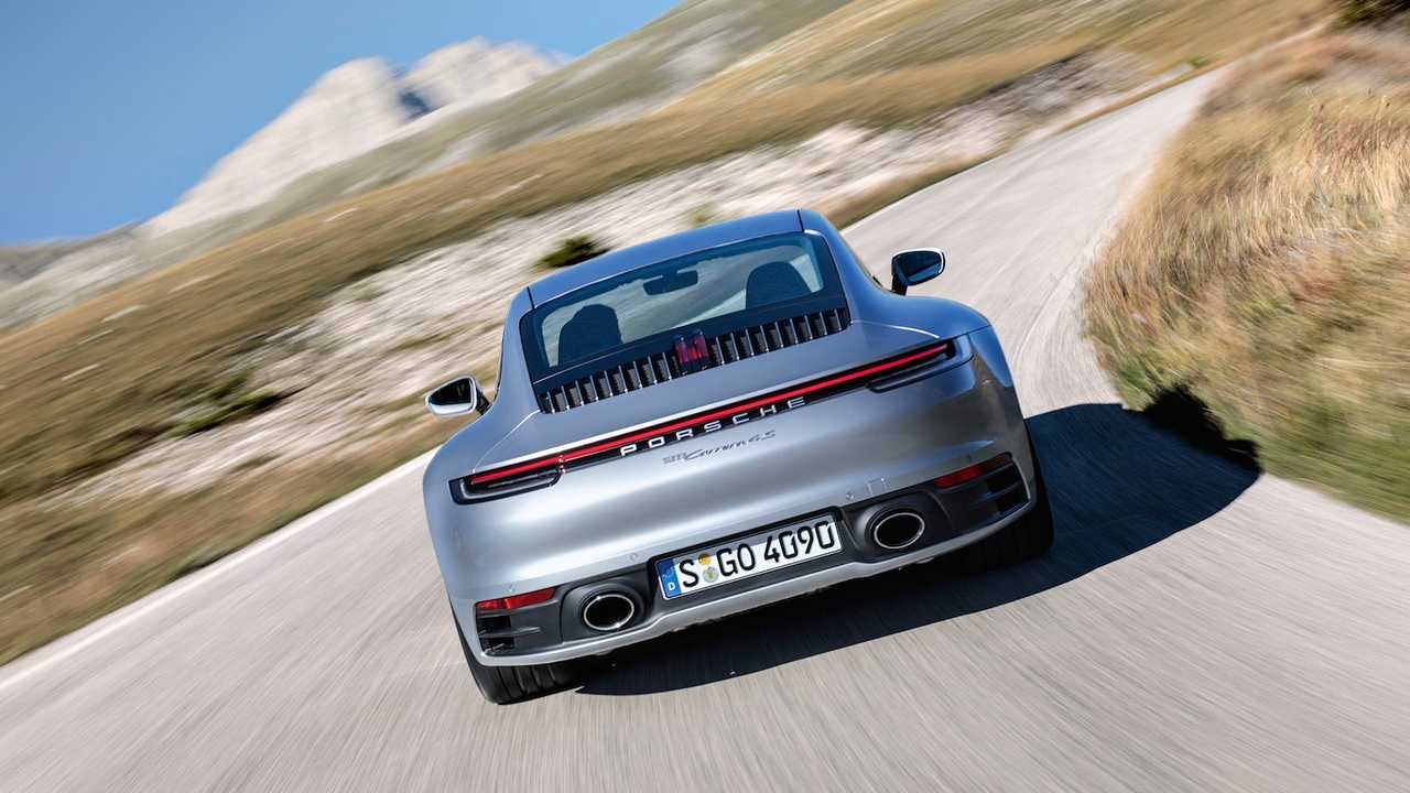 Porsche 911 992 2019 seminario técnico
