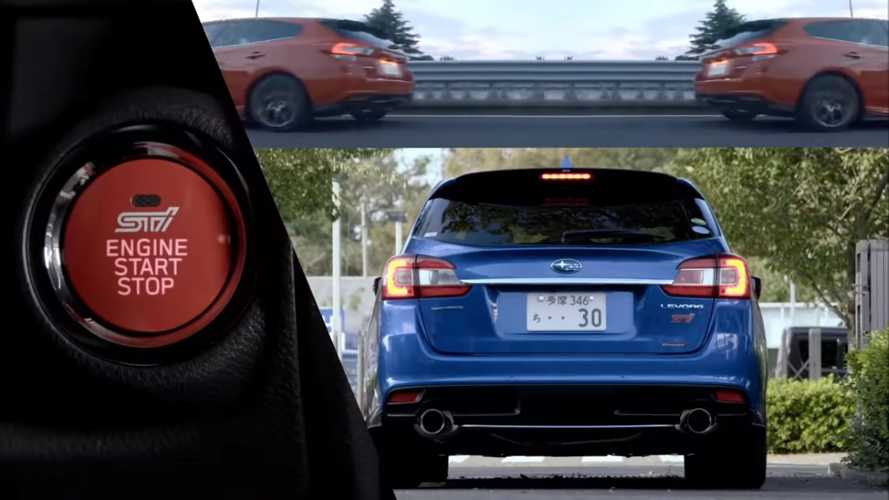 STI Launches Music Video Made Out Of Exhaust Notes