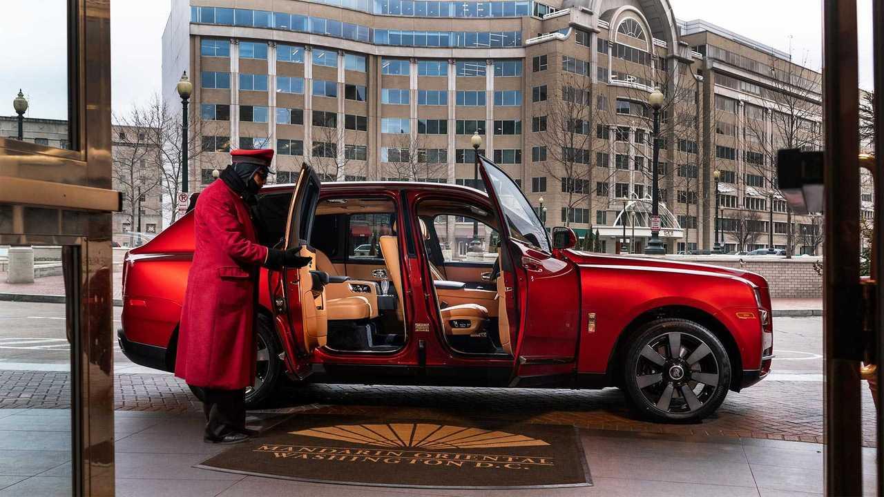 Rolls-Royce edición especial 'Año del Cerdo'