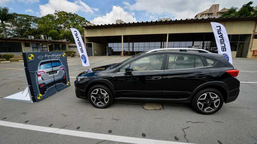 Eyesight: Subaru XV ganha condução semi-autônoma por R$ 10 mil