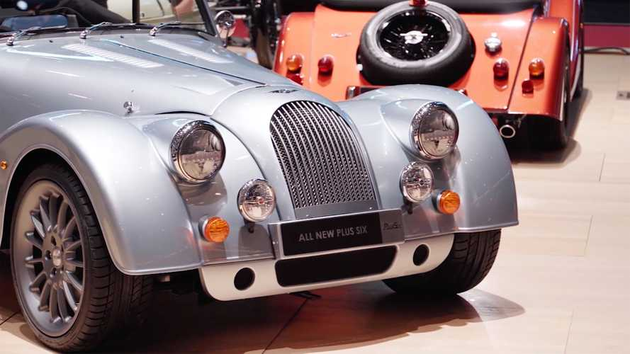 Aston Martin shareholder acquires majority stake in Morgan