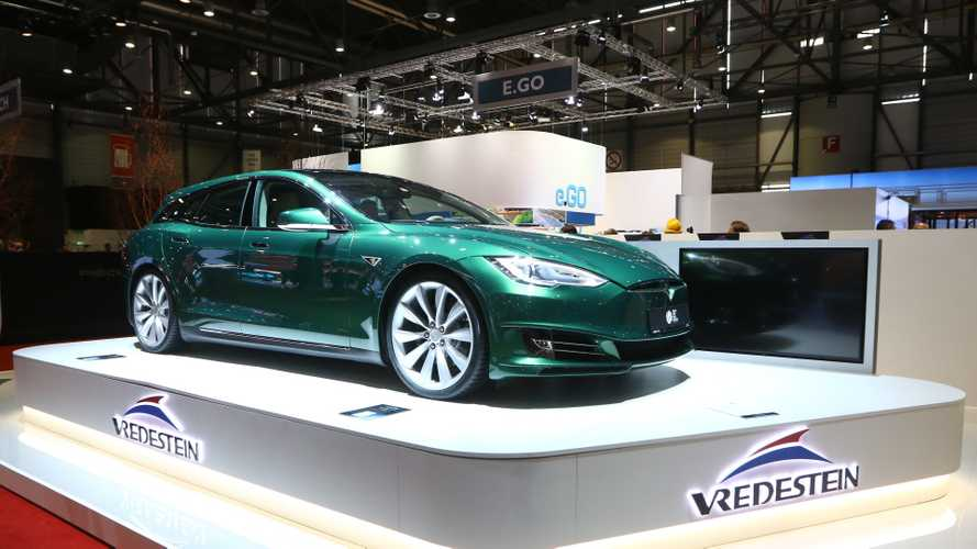 Vredestein Tesla Model S Shooting Brake au Salon de Genève 2019