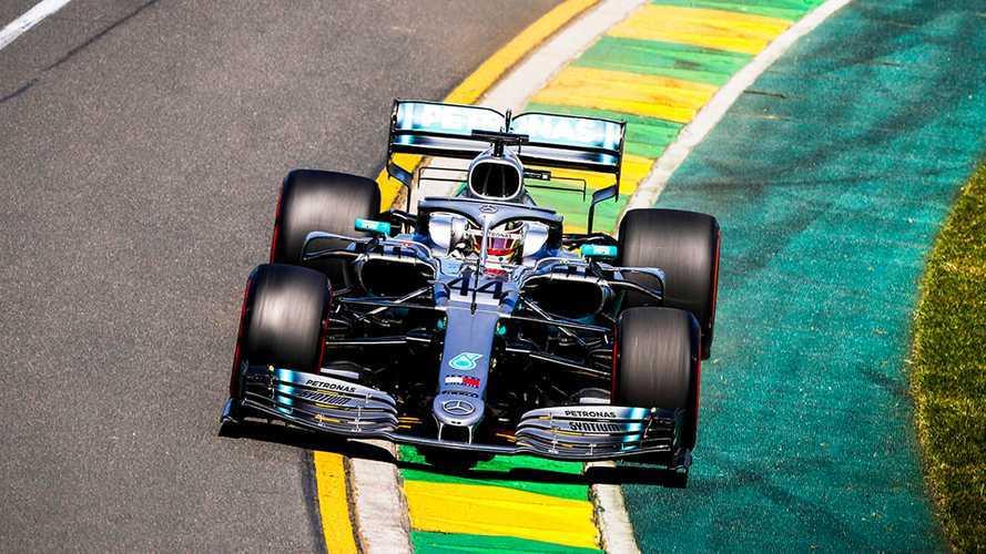 GP d'Australia, Libere 2: Mercedes in fuga, Ferrari nascoste