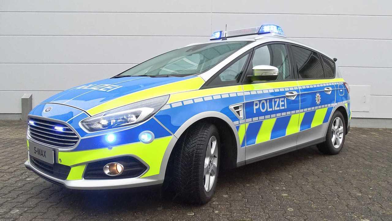 Ford S-Max Polizei NRW