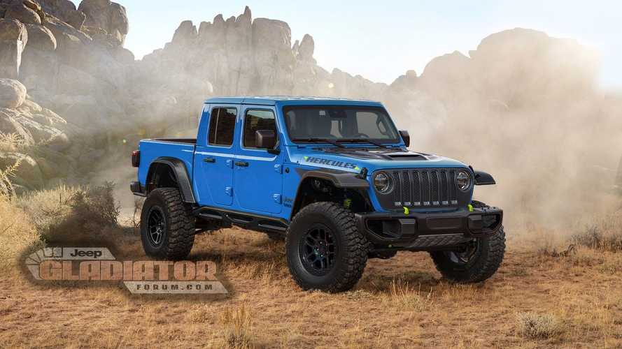Jeep Gladiator Hercules Performance Version In The Works?
