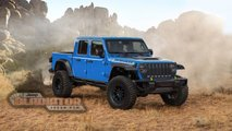 Jeep Gladiator Hercules render