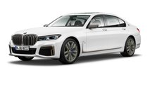 2020 BMW 7 Series facelift leaked official image