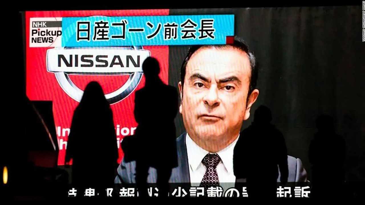 Ghosn difesa 8 gennaio