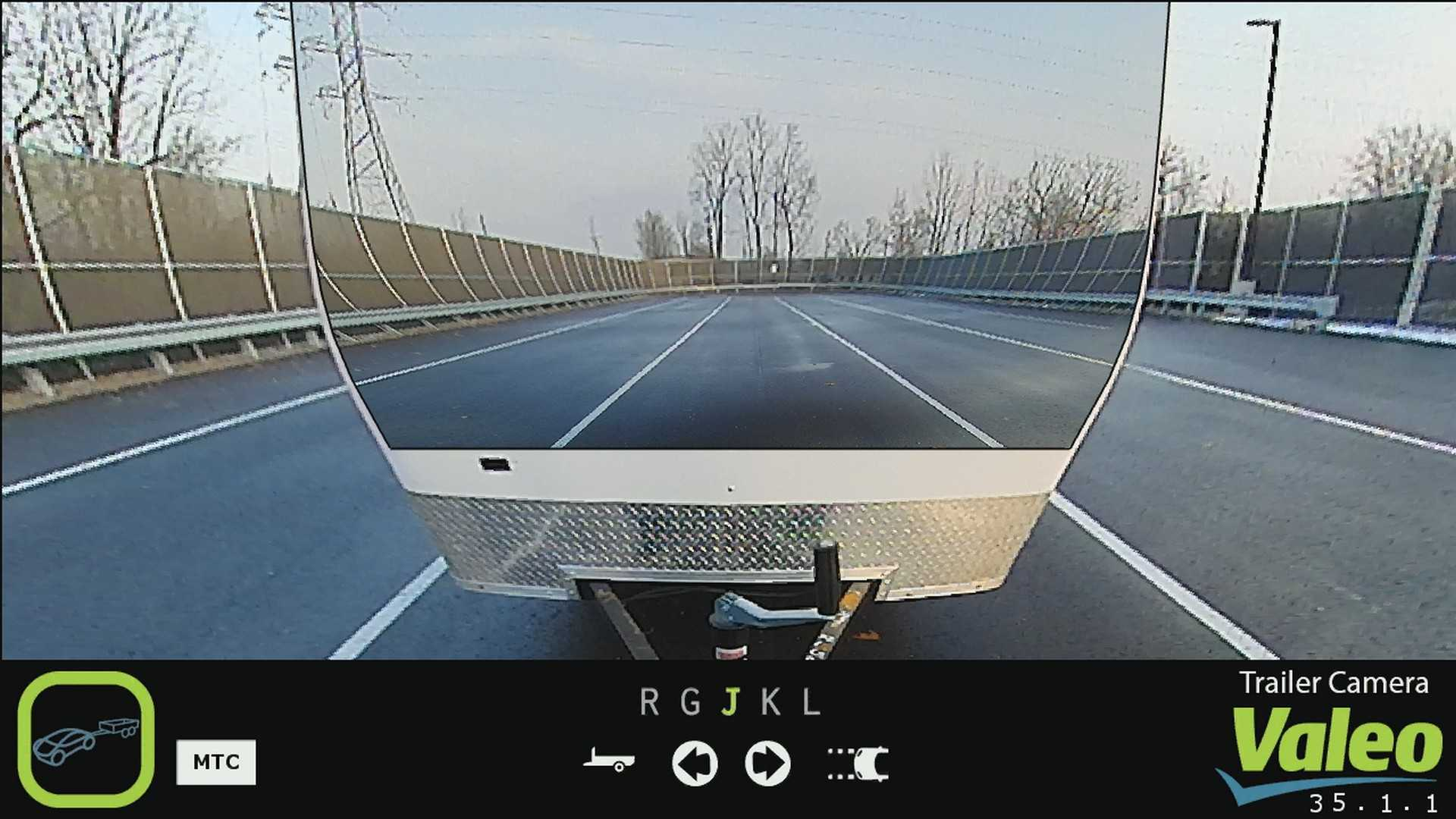 Valeo Unveils Back-Up Camera That Makes Your Trailer Invisible