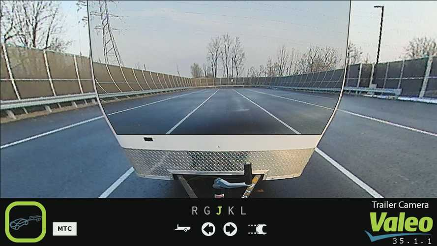 Back-up camera that makes your trailer invisible revealed