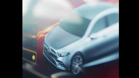 Mercedes-AMG, A35 Sedan'ın bir teaser videosunu paylaştı