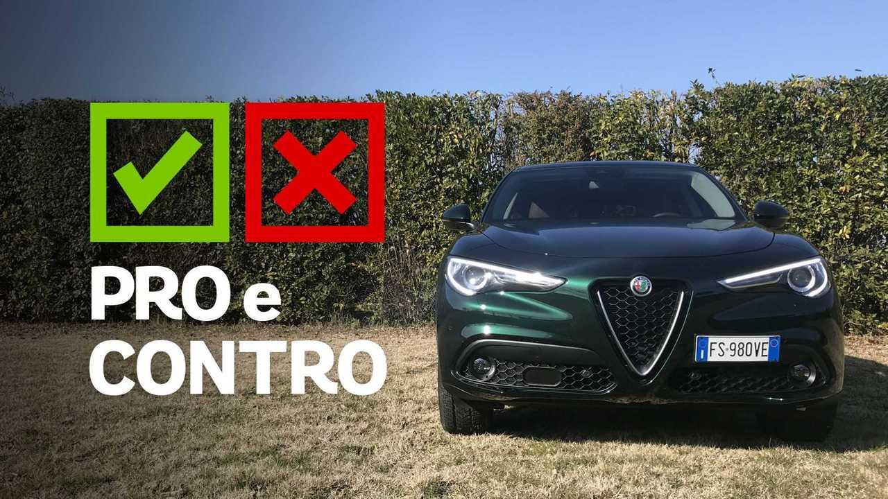 Pro e Contro Alfa Romeo Stelvio