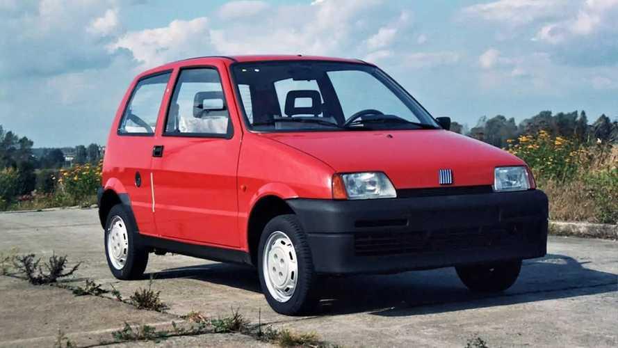 Fiat 500 (1992-1998)