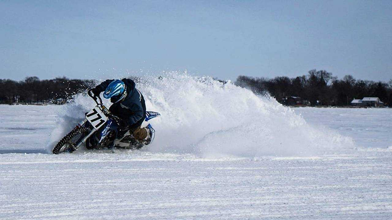 5 Reason You Should Go Ice Racing