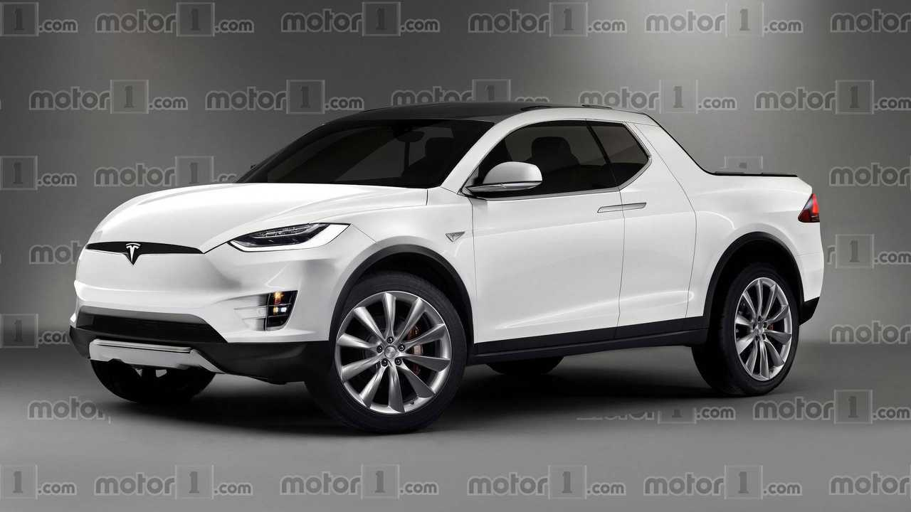 Tesla Pick-up (2020)