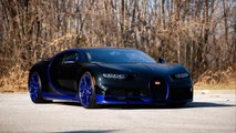 Bugatti Chiron a la venta en Bonhams