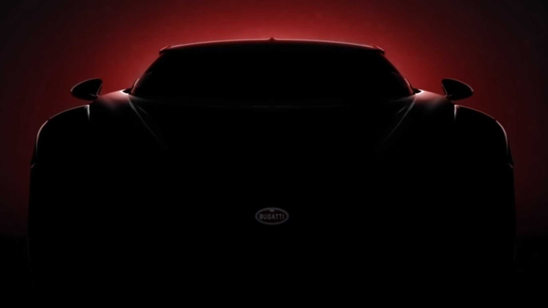 Bugatti Atlantic Returns In Most Revealing Teaser To Date
