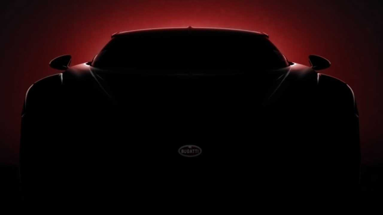 Bugatti Atlantic teaser