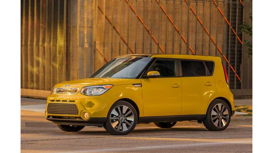 Kia Soul EV to be Sold in New Zealand Too?