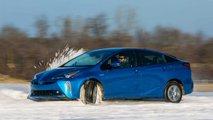 2019 Toyota Prius AWD-e: First Drive