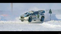 Ken Block Gymkhana 10 Fiesta WRC
