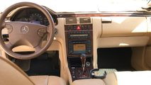 2000 Mercedes-Benz Classe E Pick-up