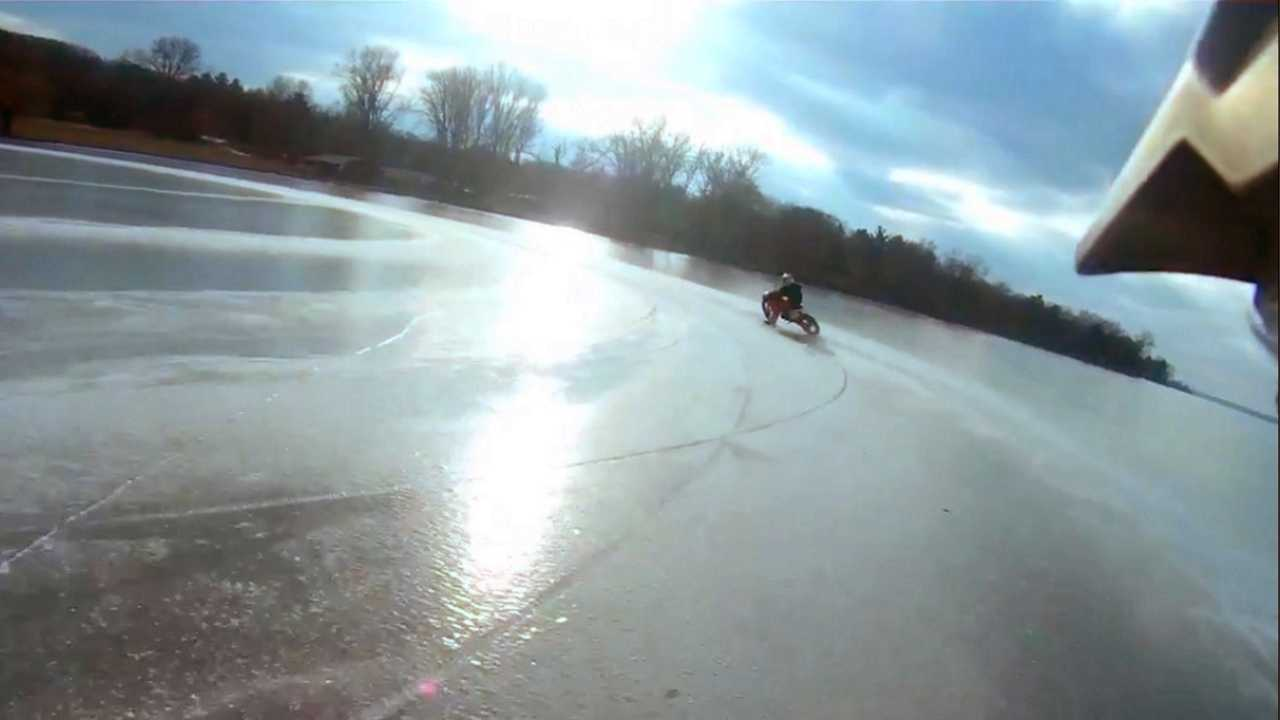 Ice Riding Wisconsin 1