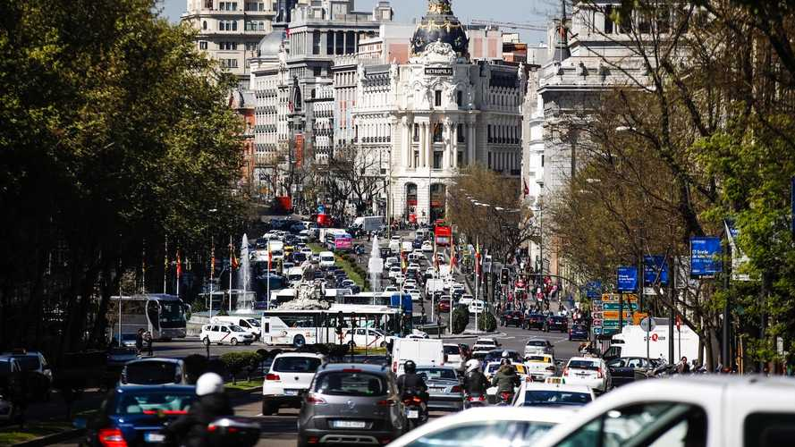 Vuelven las multas a Madrid Central